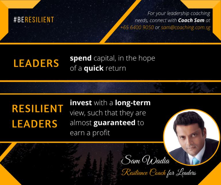 coach sam - leaders vs resilient leaders 007