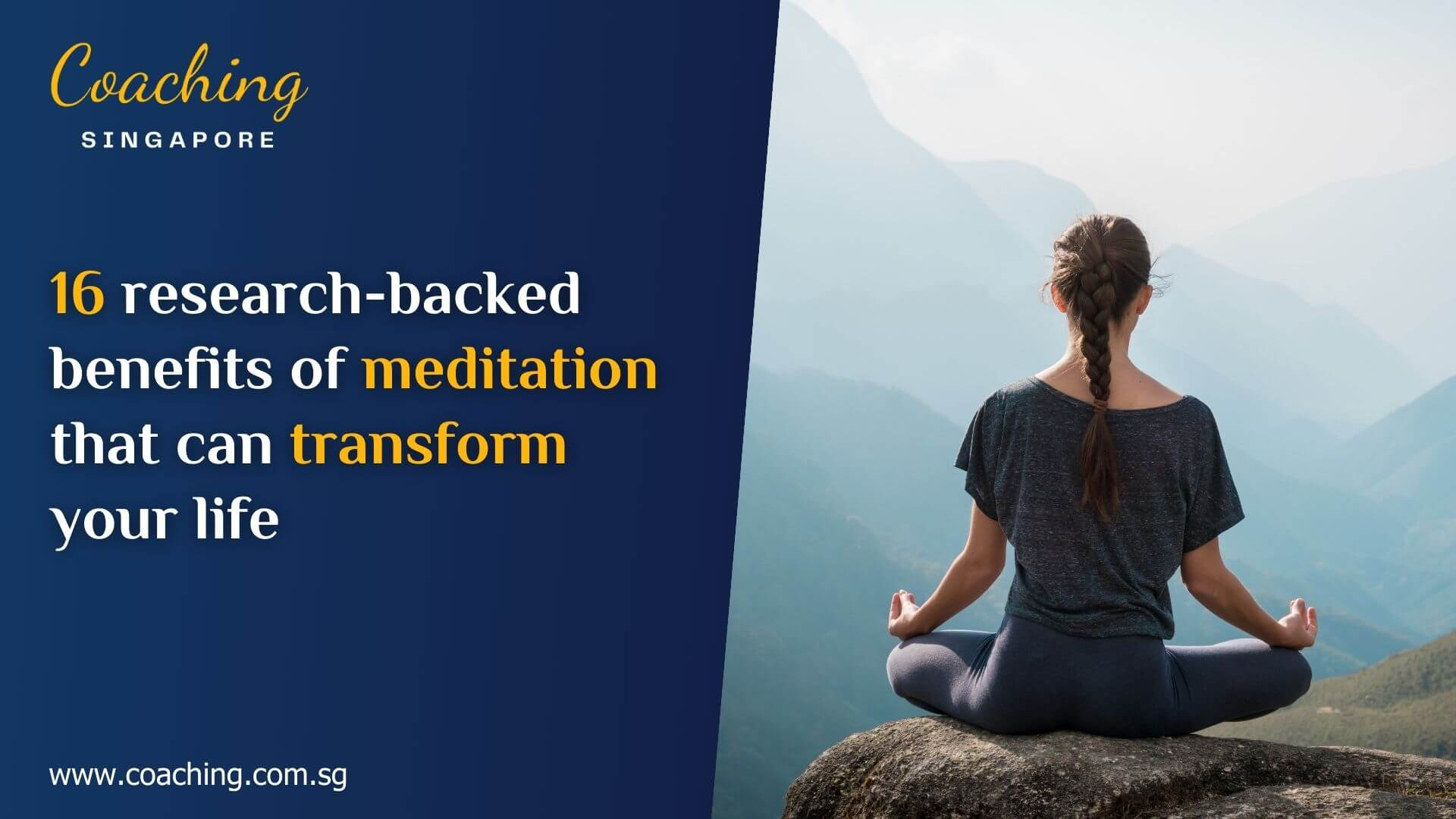 Why should one meditate?